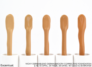 Vichy Dermablend-Corrective-Foundation-Swatch-Sticks1